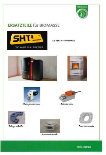 Hertl OHG Ersatzteile Biomasse
